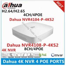 Dahua NVR4104-P-4KS2